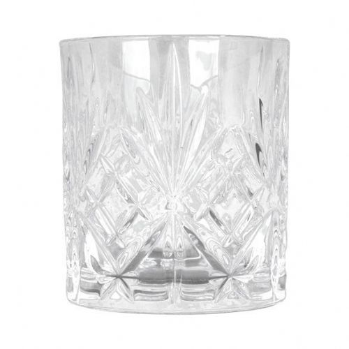Lindisfarne St Oswald Crystal Whiskey 95mm